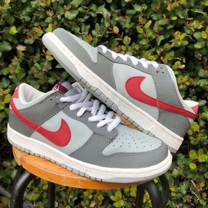 2002 Nike Dunk Low Graphite Gray Reflective sb 8.5